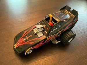 VINTAGE 1985 RARE Playskool SST WARLORD Drag Truck Car Toy RARE