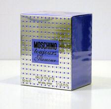 MOSCHINO TOUJOURS GLAMOUR PROFUMO DONNA EAU DE TOILETTE EDT 50 ML SPRAY