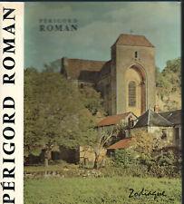 EDITIONS ZODIAQUE. PÉRIGORD ROMAN. JEAN SECRET. 1979