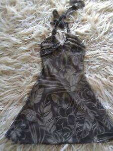 Esprit dress size 10, summer halter