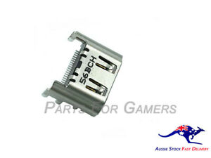 New original replacement HDMI socket for PS4 console,  Free Shipping