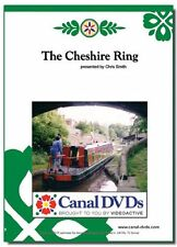 THE CHESHIRE RING Derbyshire Peak District To The Cheshire Plain NEW CANAL DVD