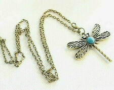 Sansa Stark Necklace Vintage Dragonfly Pendant Game of Thrones (UK Stock)