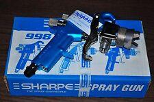 SHARPE 998-10-70 Pressure Feed System Spray Gun sharpe 5635 made in USA
