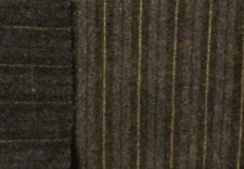 """New listing Hand Dyed Rug Hooking Wool Mill-Dyed Applique """"Reversible Muted Black Stripe"""""""