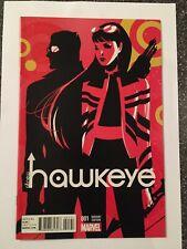 Marvel All New Hawkeye #1 001 Variant 1:10 1st Print Comic NM Women Of Marvel