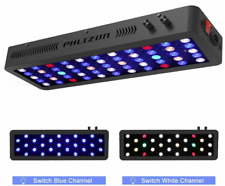 165W Led Aquarium Light, Dimmable Full Spectrum Fish Tank Lights for Fish Corals