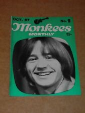 Monkees Monthly Book No. 9 October 1967