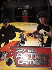 Spy Gear Spy Action Camera Clip-On Portable Surveillance Spin Master Kids