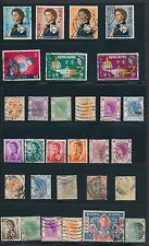 Hong Kong (32) ISSUES FROM 1862-1969; AS SHOWN; CV $70+