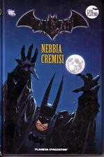 Batman la leggenda 43 - Nebbia cremisi - Serie Platino -  Ed. Planeta