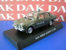 Die cast 1/43 Modellino Auto Polizia Police Alfa Romeo Alfetta 1.8 1972