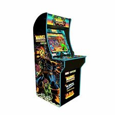 Marvel Superheroes Arcade1Up Retro Gaming Cabinet Machine 3 Games In 1!