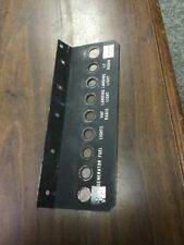 Piper Colt Circuit Breaker Mounting Plate P/N 15064-03