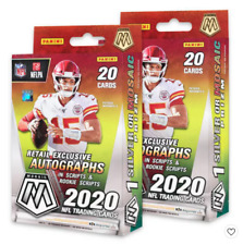 Panini 2020 Mosaic Football Hanger Card Box