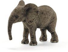 T29)  Schleich (14763) Afrikanisches Elefantenbaby Elefant Schleichtiere
