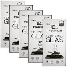 5x Huawei P9 Schutzglas Screen Protector Displayglas Tempered Hart Glass 9H