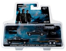 Greenlight 31020C - 1/64 Chevrolet Supernatural TV Series Car Set