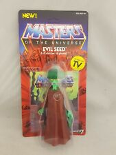 MASTERS OF THE UNIVERSE EVIL SEED VINTAGE COLLECTION SUPER7 ACTION FIGURE