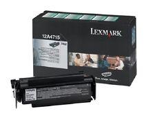 Original Lexmark X422 X422n - Toner 12A4715 Cartridge - Nip