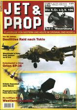 JET & PROP 2/02 WW2 GERMAN LUFTWAFFE KGr.zbV 106 JUNKERS Ju52_Ju87_EP-3E ARIES