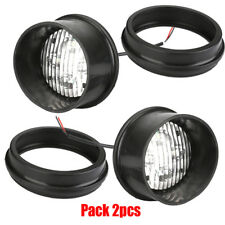 """4.5"""" Round 40W Led Tractor Work Lights For Case John Deere Allis Chalmers x2pcs"""