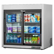 True Tsd-09G-Hc-Ld Countertop Merchandiser Refrigerator