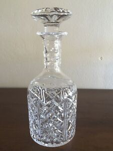 Stuart Crystal Spirit Decanter