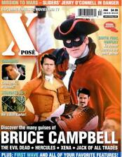 XPOSE #44 - BRUCE CAMPBELL - XENA - HERCILES - EVIL DEAD - STARGATE SG-1 - APRIL