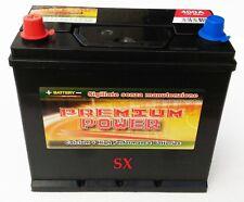 Batteria Auto 45 Ah x FIAT 500 L,R,D,F - MICRA,etc,.(spunto 400 A, 30% in più)