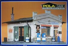 POLA #931 g scale Bobby's Garage brand new