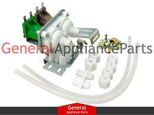 Whirlpool Kenmore KitchenAid Refrigerator Water Inlet Solenoid Valve 4318046