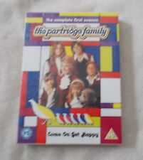 DVD - The Partridge Family - The Complete First Season - PAL - R2  UK - New
