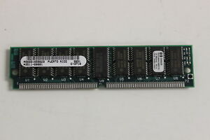 HP D4892A 1818-6649 A3511-60001 D4892-69001 32MB 72 PIN SIMM E50