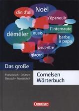 Das große Cornelsen Wörterbuch Französisch - Deutsch - Französisch NEU UNGELESEN