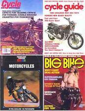 Honda CB750 SOHC Collectors LOOK! History, Road-Test, Performance & Accessories+