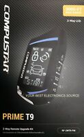 NEW Firstech/Compustar RF-2WT9-FM 2-Way Remote Start Key-Fob Kit w/ 3000ft Range