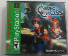 Chrono Cross (Sony PlayStation 1, PS1) Complete Greatest Hits (2 Discs)