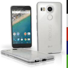 Carcasas Para LG Nexus 5 de color principal transparente para teléfonos móviles y PDAs