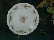 Moss Rose China Pattern Bavaria Germany Johann Haviland Johmor 7 3/4 Salad Plate