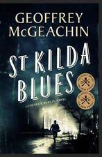St Kilda Blues by Geoffrey McGeachin Paperback Book