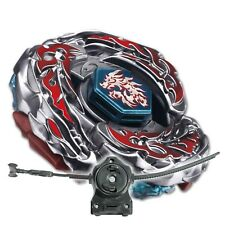 Beyblade Drago Destroy Black w/ LL2 Launcher Rip Cord Shipped and Sold from US
