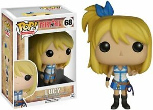 Anime: Fairy Tail - Lucy FUNKO POP VINYL FIGURE *NEW* +PROTECTOR