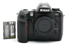 Nikon D100 DSLR Camera Body AS-IS PARTS ONLY #33427