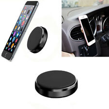 Black 360°Magnetic Car Dashboard Sticky Mount Holder Stand For Cell Phone GPS US