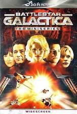NEW Battlestar Galactica (2003 Miniseries) (DVD)