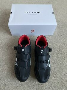 Peloton Cycling Shoes - Size 41 (UK 7) With Box