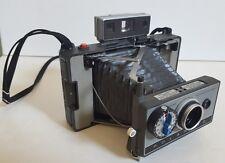 Vintage Polaroid Auto 230 Instant Film Folding Land Camera w/ Timer & Manual