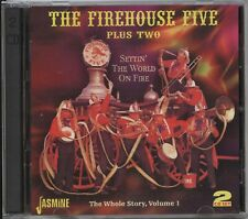 The Firehouse Five Plus Two - Settin' The World On Fire (2CD)