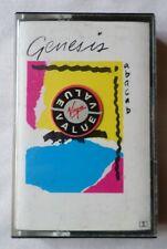 Genesis: ABACAB [Cassette Album]